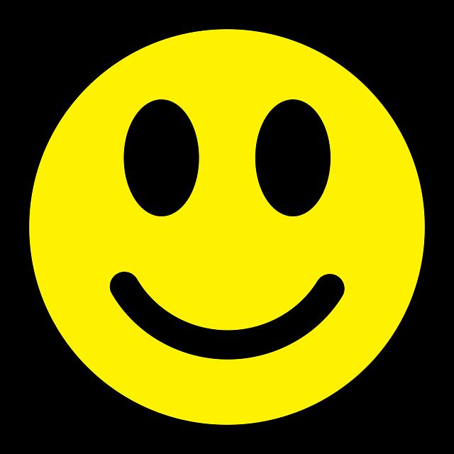 Smiley Emoticon Happy  Free vector graphic on Pixabay