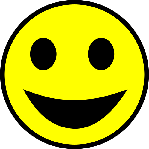 FileClassic smileysvg  Wikimedia Commons