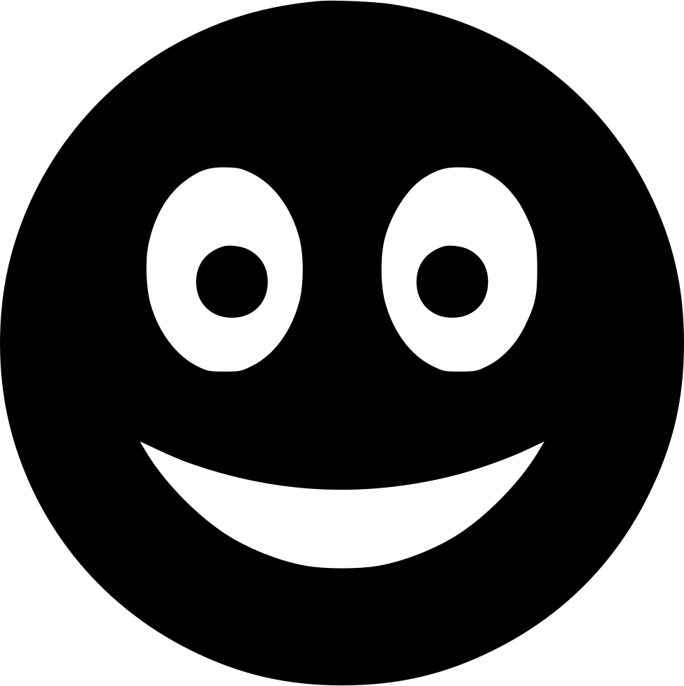 Smiley Face Svg Png Icon Free Download 529921  OnlineWebFontsCOM