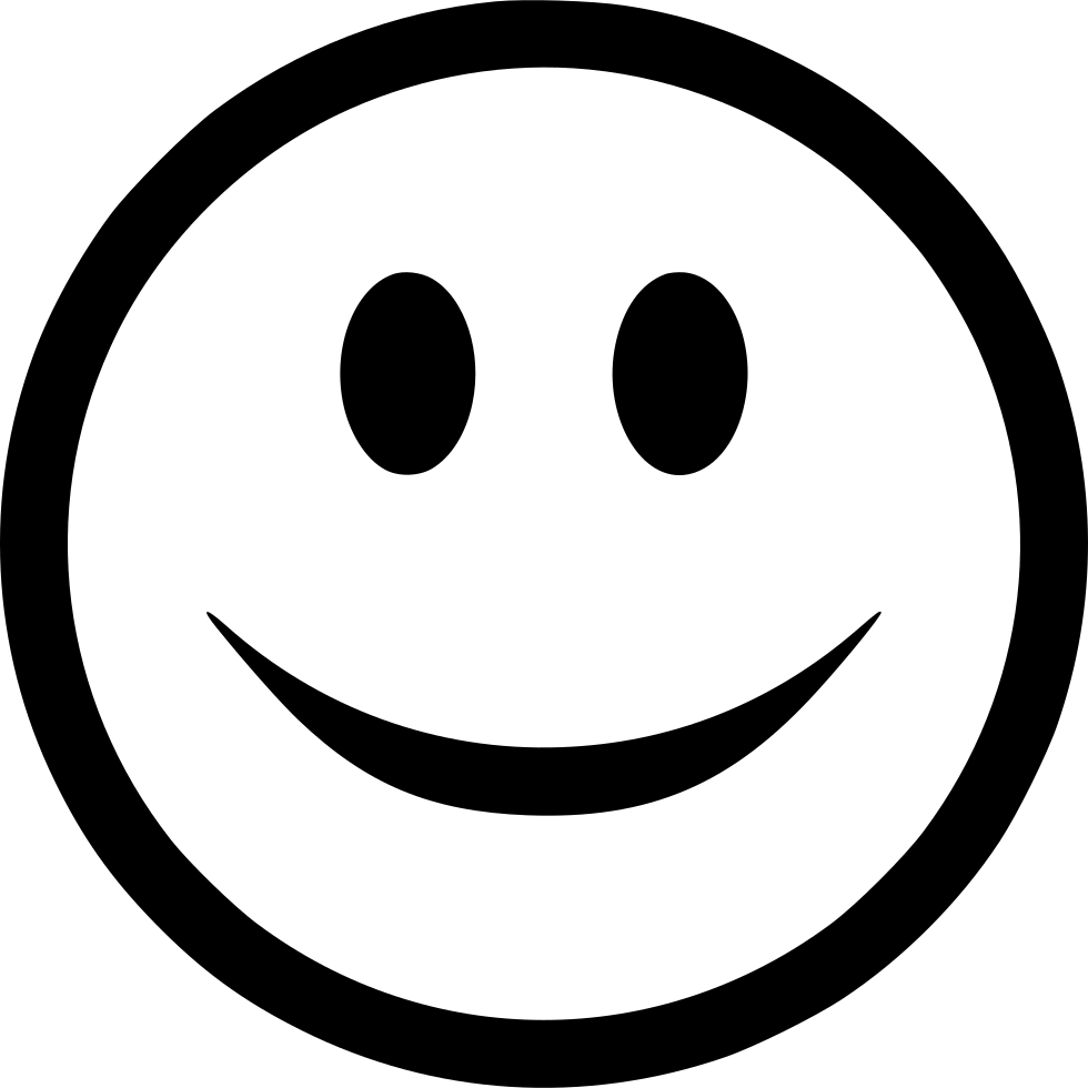Smiley Happy Svg Png Icon Free Download 440382  OnlineWebFontsCOM