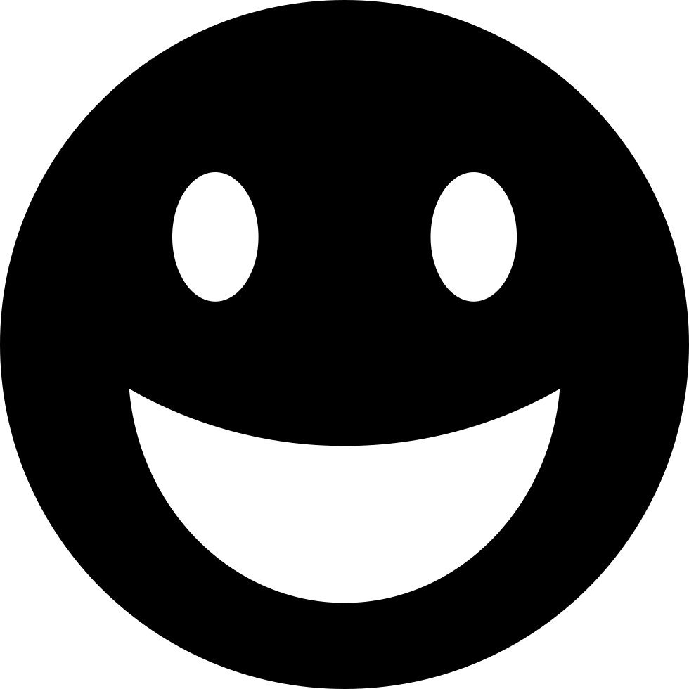 Happy Emoticon Smiley Face Svg Png Icon Free Download 1502  OnlineWebFontsCOM