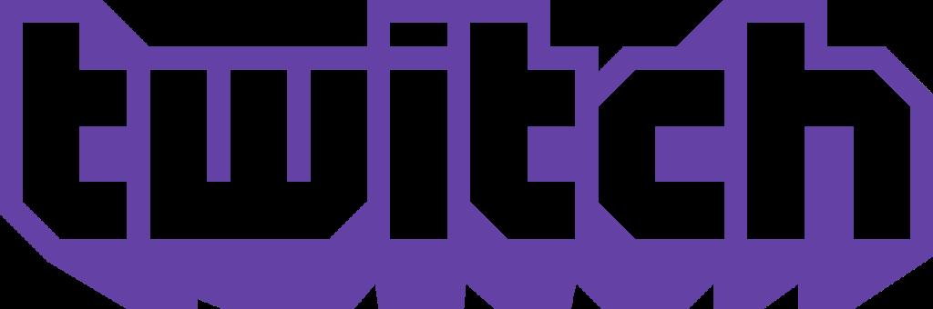 FileTwitch logo wordmark onlysvg  Wikimedia Commons