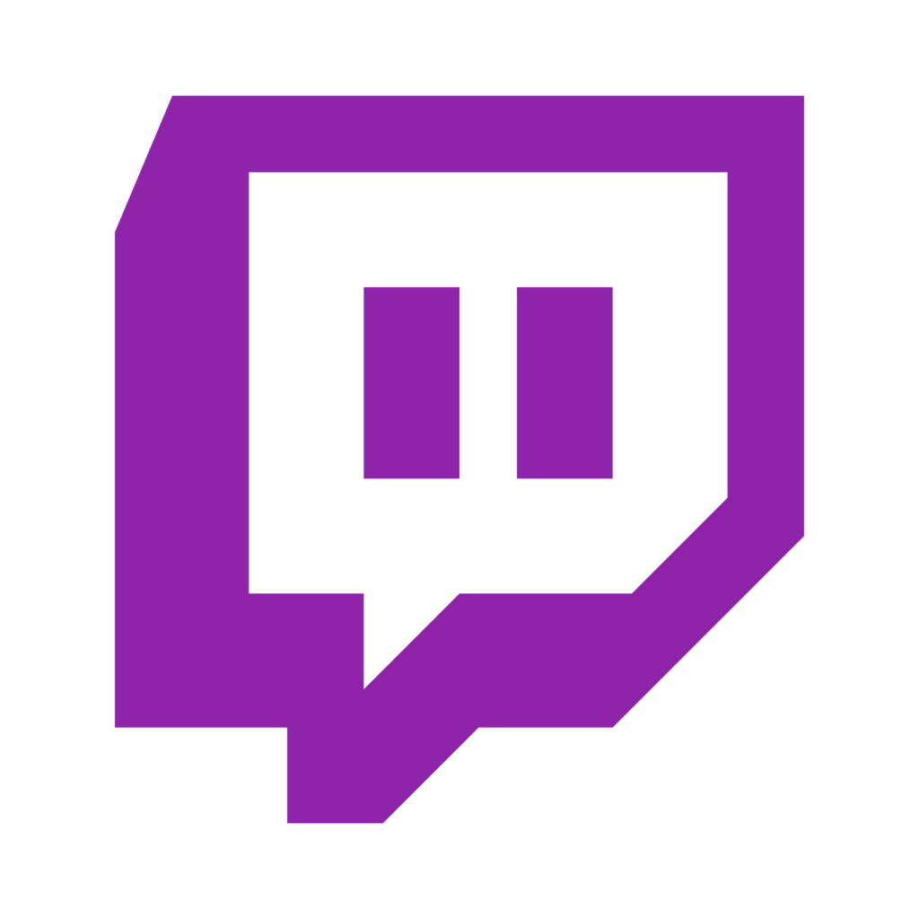 Twitch logo PNG images free download