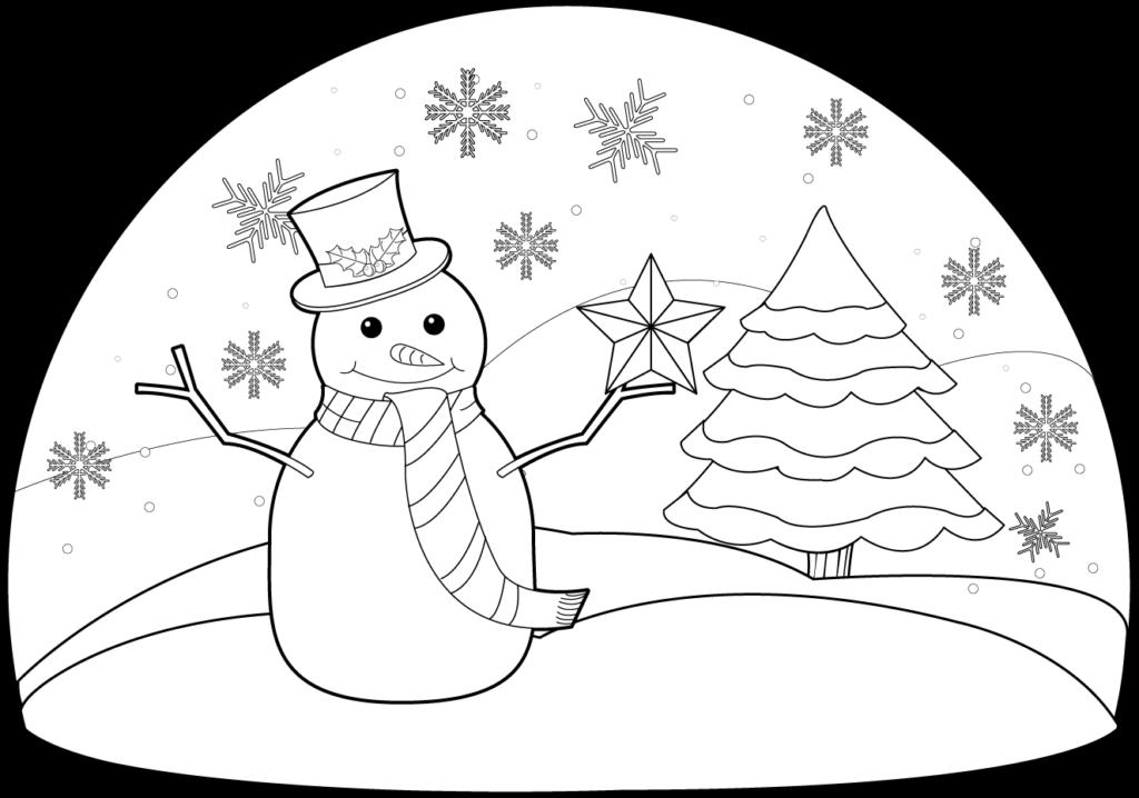 Clip Art Winter Scenes Free Clip Art Holiday Clip Art