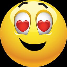 Madly In Love Emoticon  Funny emoticons Emoji love Love