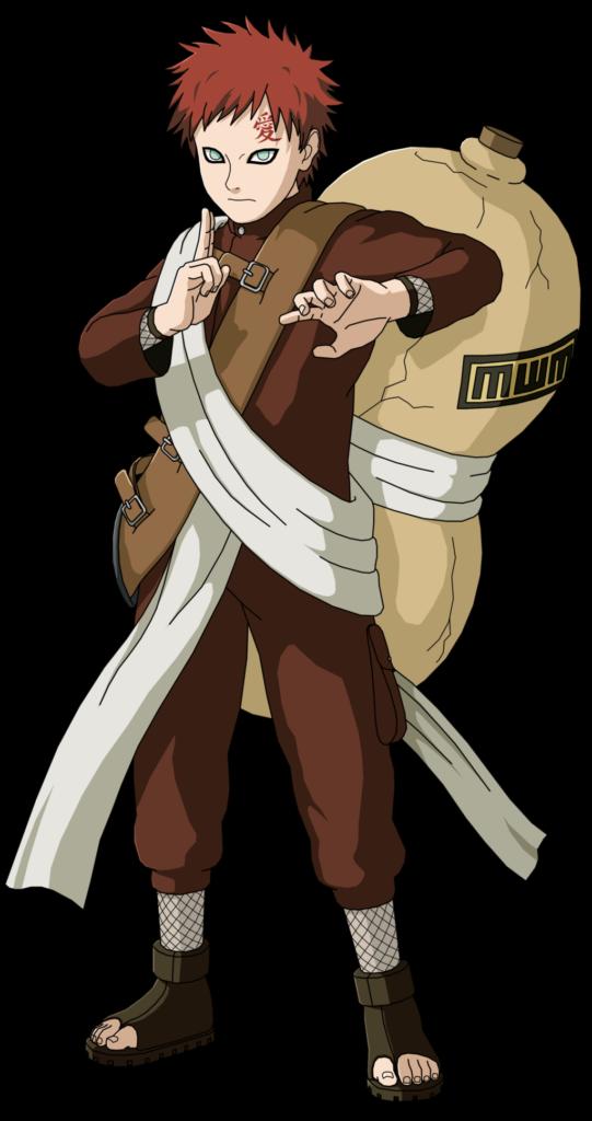 Gaara  Heroes Wiki  Fandom