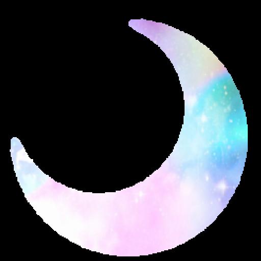GalaxyMoon  Discord Emoji
