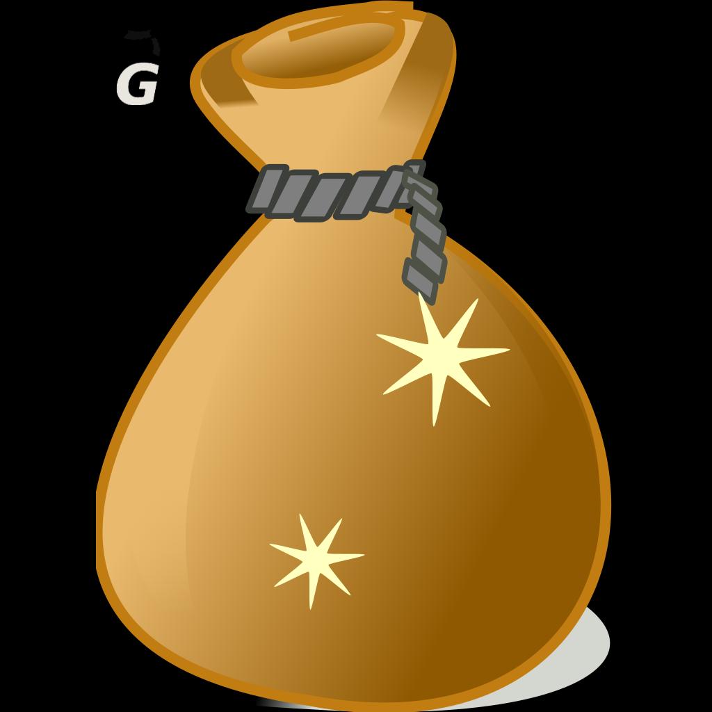 Money Bag2 PNG SVG Clip art for Web  Download Clip Art