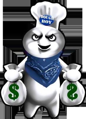 dough boy gangsta PSD PSD Free Download  Templates  Mockups