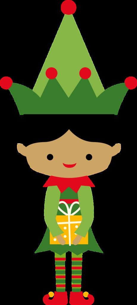Elf clipart running Elf running Transparent FREE for