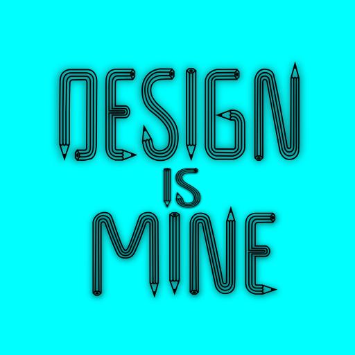 Design Is Mine  Discord Server List