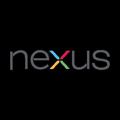 Google Nexus logo vector in EPS AI CDR free