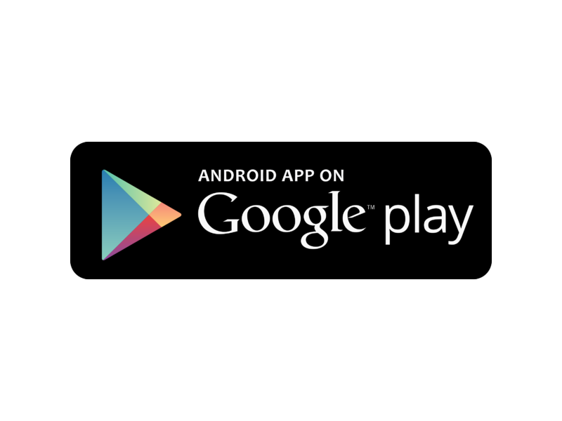 Google Play download Android app Logo PNG Transparent
