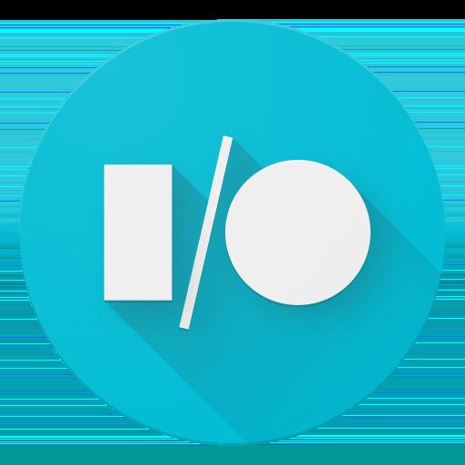 Google IO 2015 for Android  Vodafone logo Google