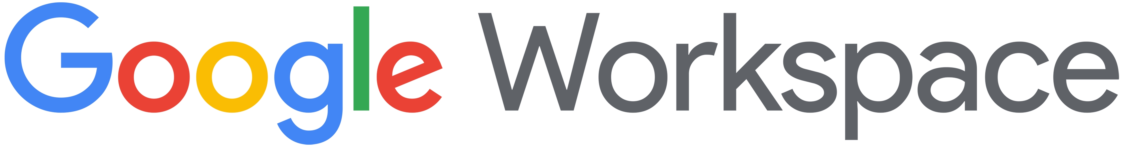 Google Workspace Training  QIQ