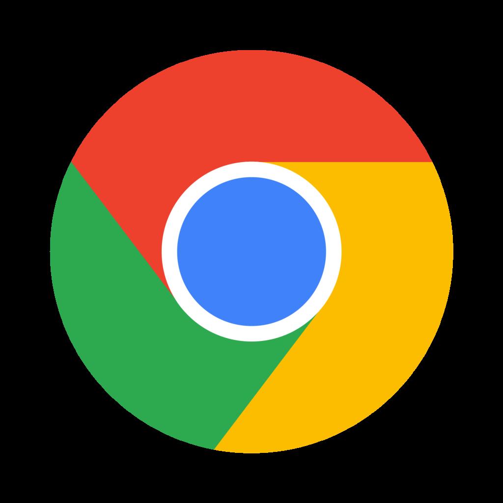Icône Google Chrome HDVector illustrator ai  Logo
