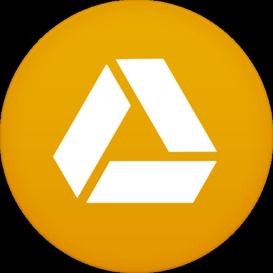 Download High Quality google drive logo circle Transparent ... - Google Circle Logo