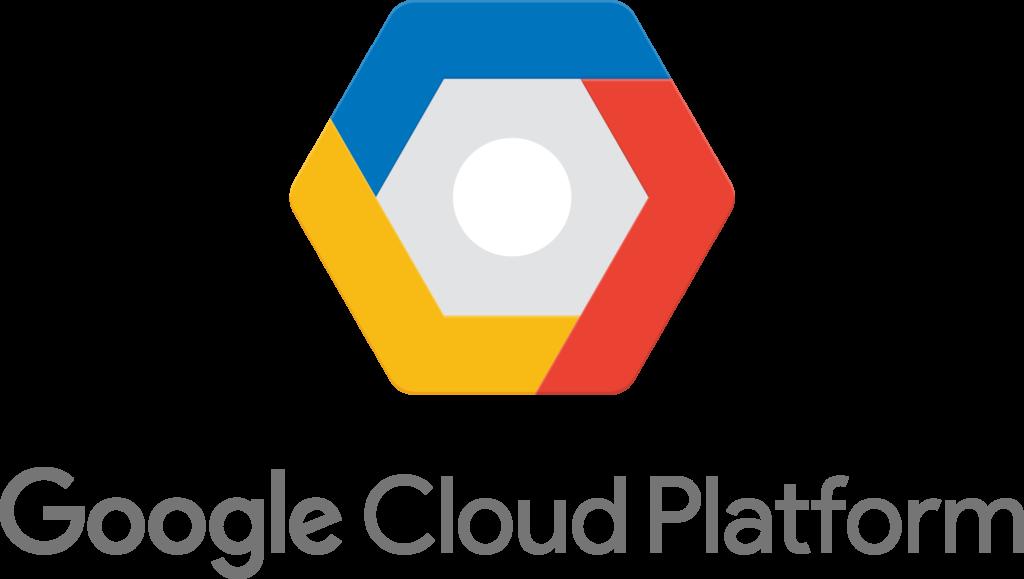 Google Cloud Platform Logo Download Vector