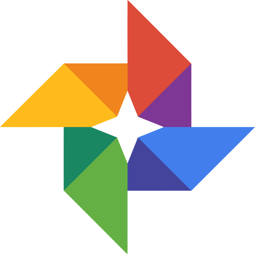 Google Photos Logo PNG Transparent  SVG Vector  Freebie