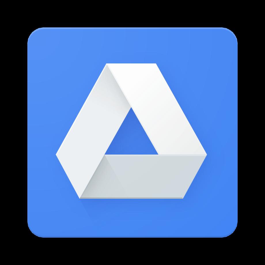 Download High Quality google drive logo app Transparent