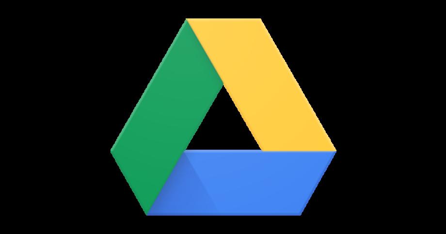 Download High Quality google drive logo png transparent ... - Google Drive Logo Transparent