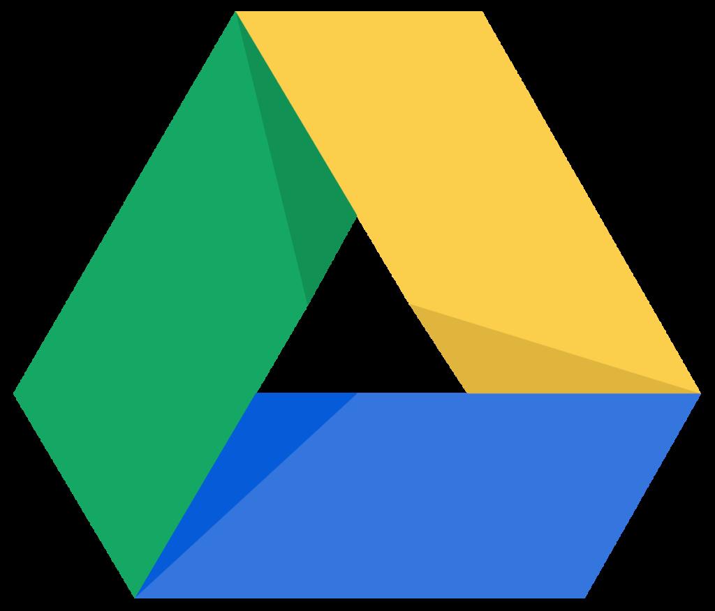ФайлGoogledrive logosvg  Википедия