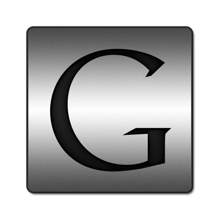 Iconsetc Google G Logo icon PNG ICO or ICNS  Free vector