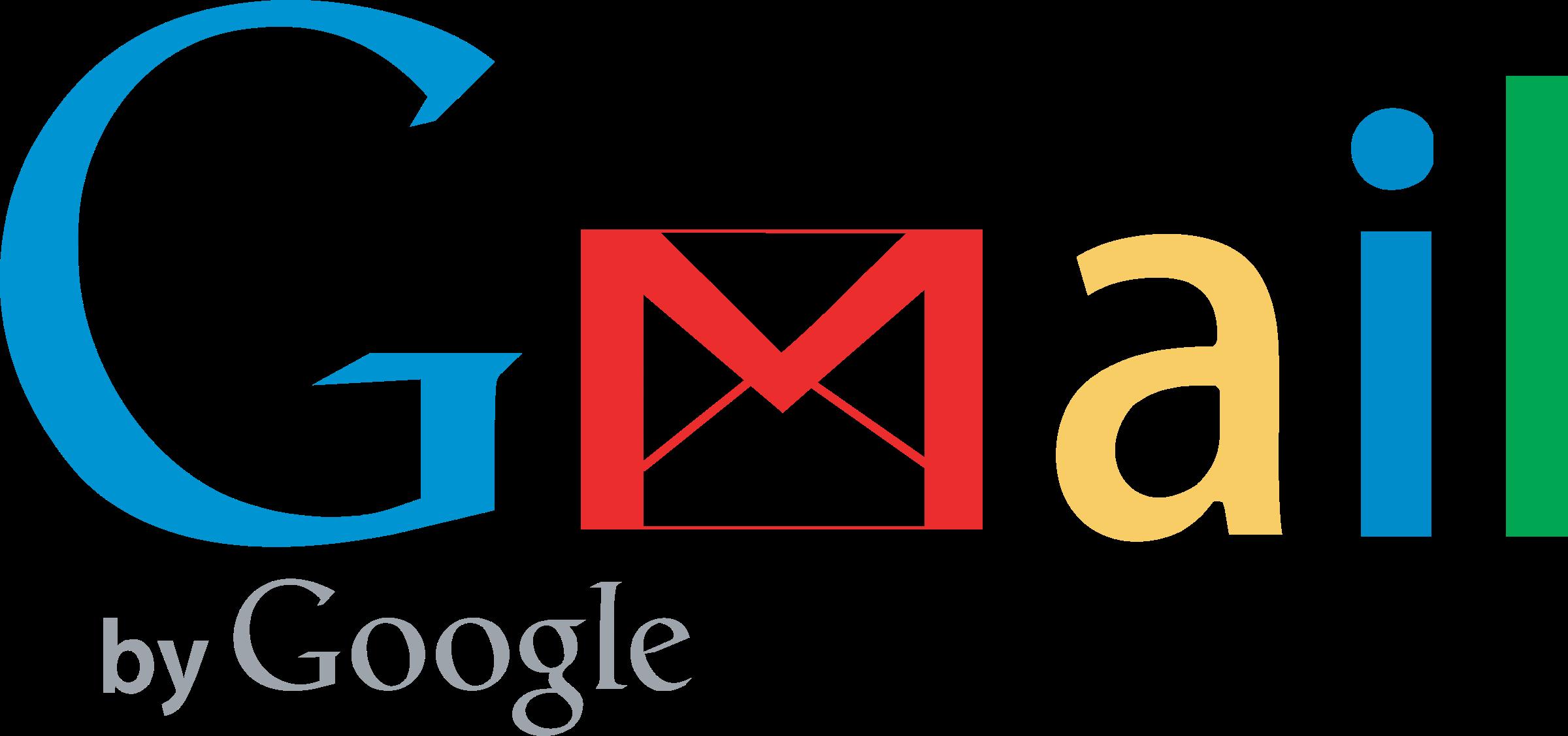 Gmail Logo PNG Transparent  SVG Vector  Freebie Supply