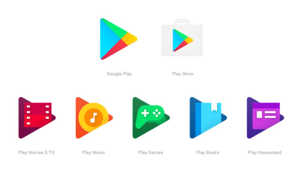 Google makes tiny change to Play Store app logo  Business
