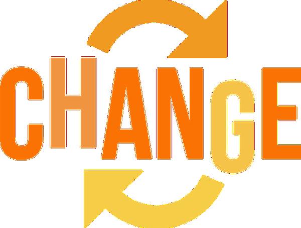 Change Logo by Ouida Dare PhD  Change logo Logos Logo