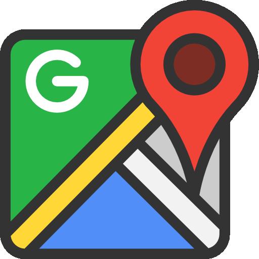 Google  Iconos gratis de Mapas y Banderas