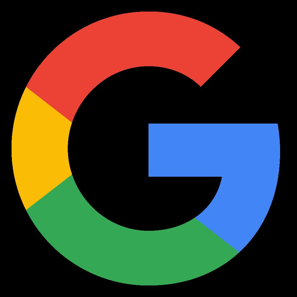 Google png logo Google png logo Transparent FREE for