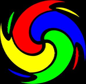 Google Spiral Clip art - Logos - Download vector clip art ... - Google Logo Clip Art