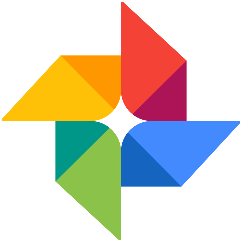 Google Photos Icon  Free Download at Icons8