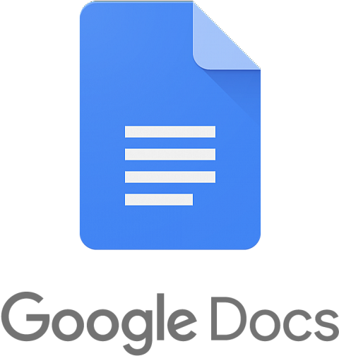 Download Google Docs Icon  Google Docs Logo Png PNG Image with No Background  PNGkeycom
