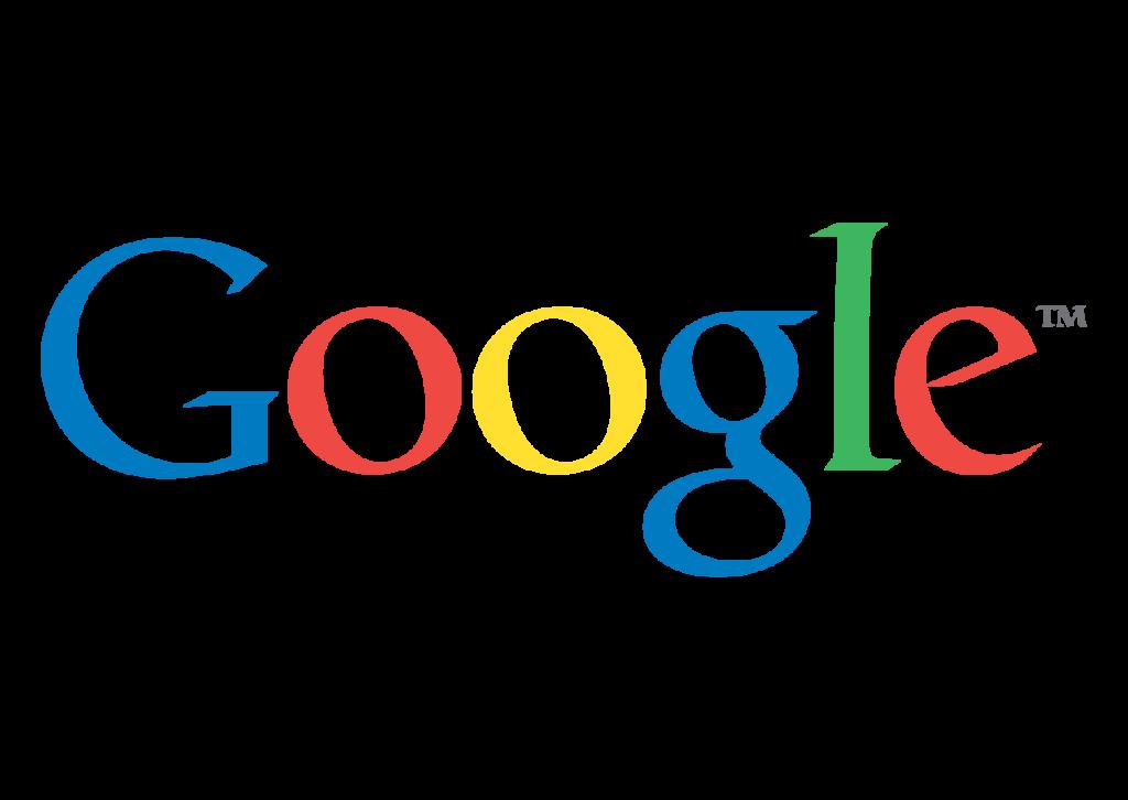Google Logo Vector Technology company Format Cdr Ai
