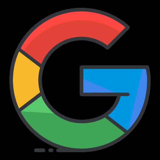 Google Gratis Pictogram van Social Icons