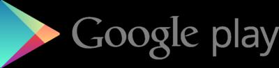 Google Play Logo PSD PSD Free Download  Templates  Mockups