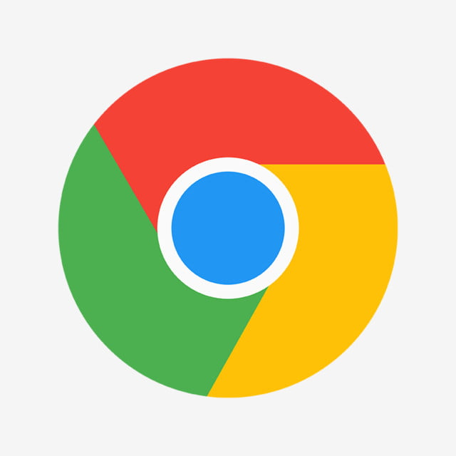 Google Chrome Icon Logo Template for Free Download on Pngtree