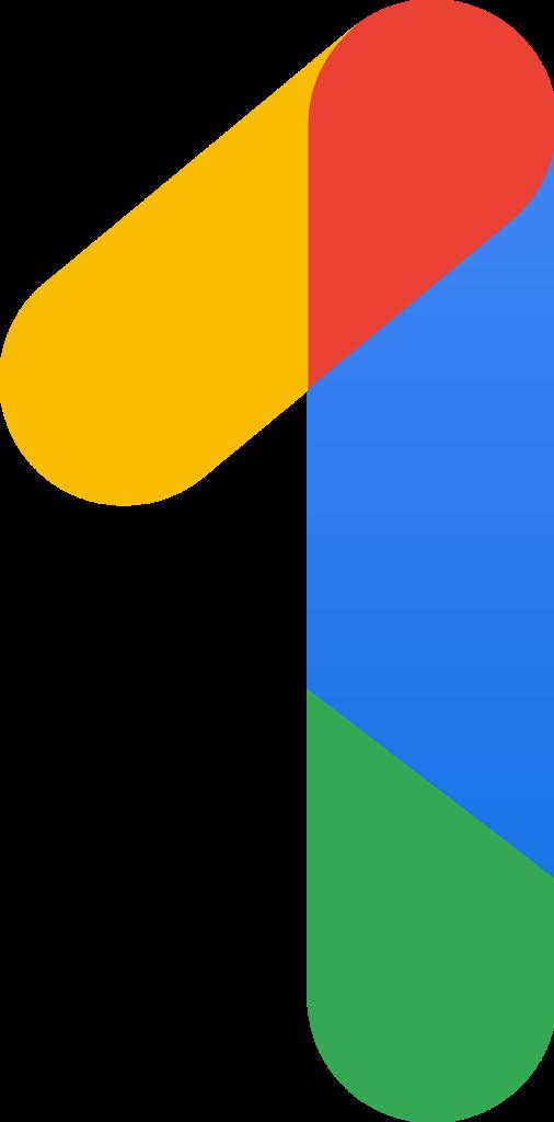FileGoogle One logosvg  Wikimedia Commons