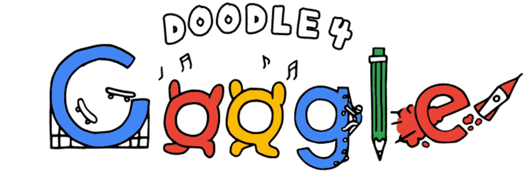 2015 Doodle 4 Google Contest Asks Students To Create A