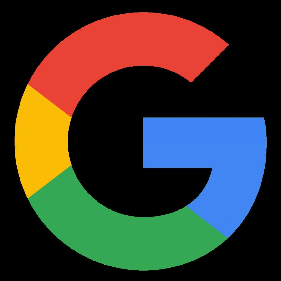 Google logo transparent background 4  Background Check All