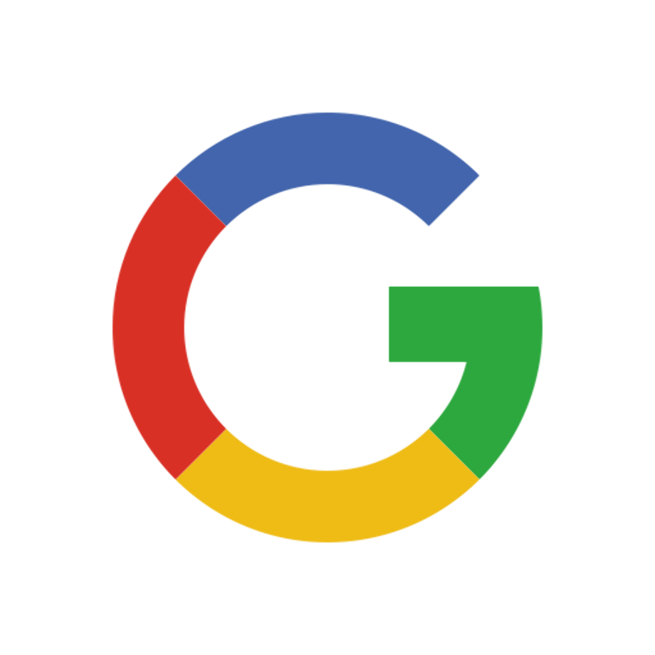 Download High Quality google logo transparent alphabet