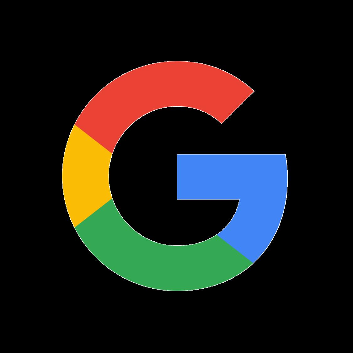 Google logo PNG images free download - Google Logo Transparent Background