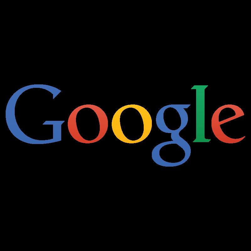 Google vector logo eps free download