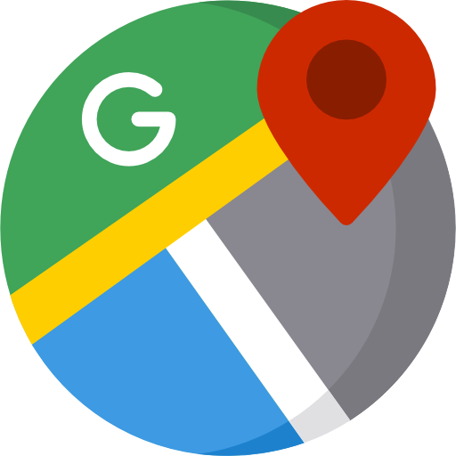 Google maps  Free social media icons