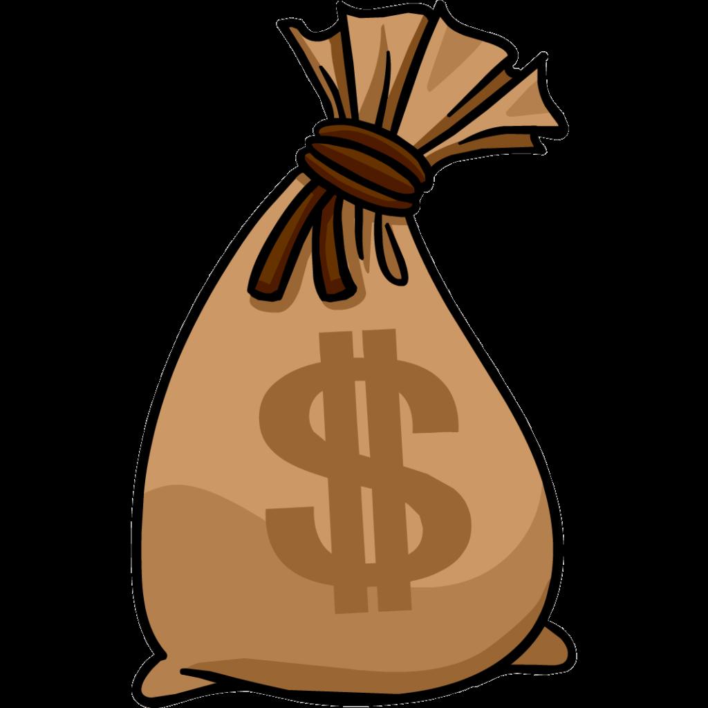 Money Bag  Club Penguin Wiki  FANDOM powered by Wikia