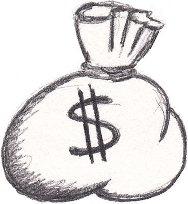 Sack Of Money Clipart  Clipart Panda  Free Clipart Images