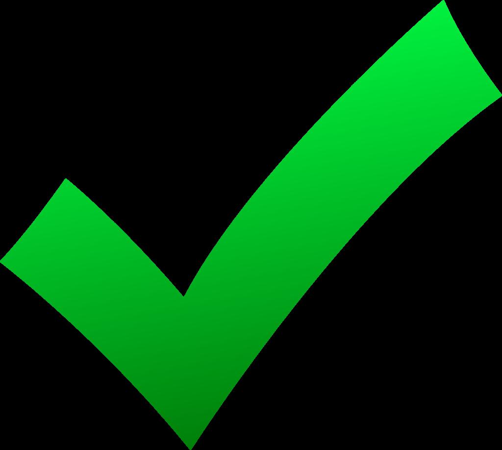 Download Checkbox Green Check Mark Free Clipart HD Clipart