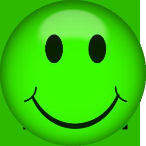 smiley face green smiley face  Clipart Panda  Free